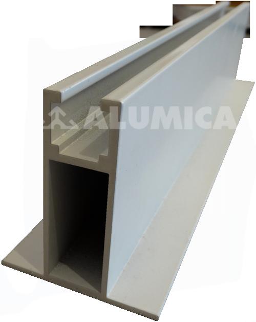 Тавровый профиль компании Alumica