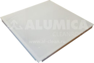 Светильник для чистых помещений компании Алюмика