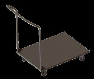 1-П10 Тележка платформенная 800х600х1000 В2.2