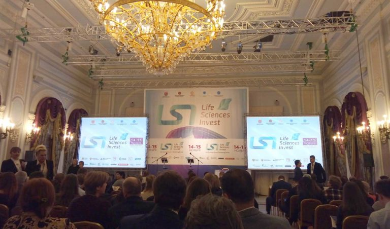 Форум «LIFE SCIENCES INVEST. PARTNERING RUSSIA»