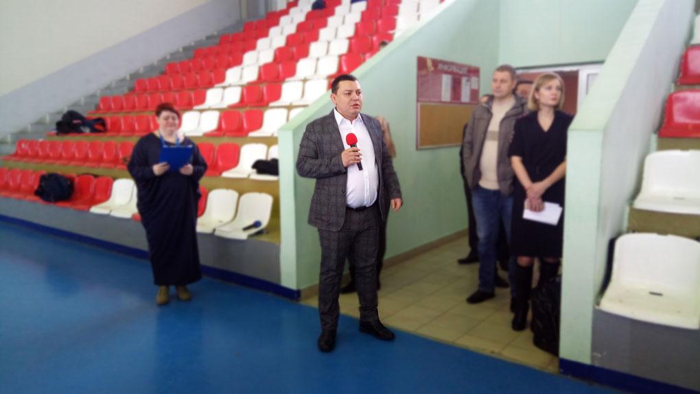 Генеральный директор компании Алюмика Руднев Р.Е.