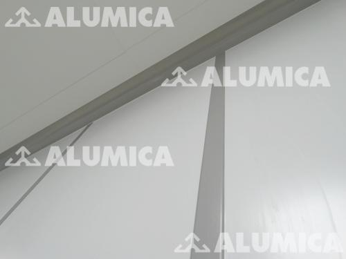 Гипсометаллические панели Таруса компании Alumica Cleanroom